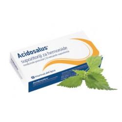Acidosalus ®supozitoriji za hemoroide